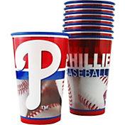 Boelter Philadelphia Phillies Souvenir 20oz Plastic Cup 8-Pack