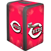 Boelter Cincinnati Reds 15q Portable Party Refrigerator