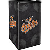 Boelter Baltimore Orioles Counter Top Height Refrigerator