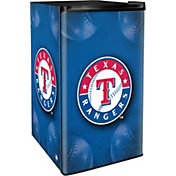 Boelter Texas Rangers Counter Top Height Refrigerator