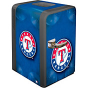Boelter Texas Rangers 15q Portable Party Refrigerator