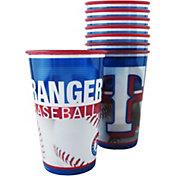 Boelter Texas Rangers Souvenir 20oz Plastic Cup 8-Pack
