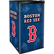 Boelter Boston Red Sox Counter Top Height Refrigerator
