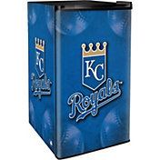 Boelter Kansas City Royals Counter Top Height Refrigerator