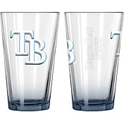 Boelter Tampa Bay Rays 16oz Elite Pint 2-Pack