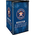 Boelter Houston Astros Counter Top Height Refrigerator