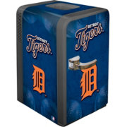 Boelter Detroit Tigers 15q Portable Party Refrigerator