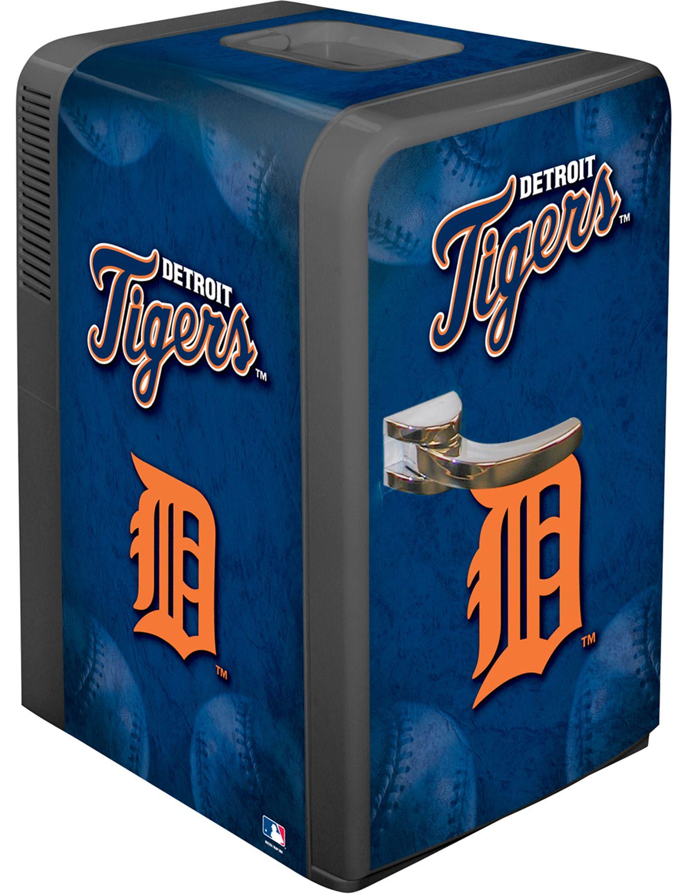 Boelter Detroit Tigers 15q Portable Party Refrigerator
