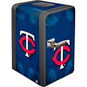 Boelter Minnesota Twins 15q Portable Party Refrigerator