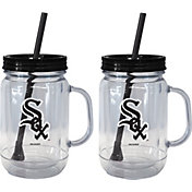 Boelter Chicago White Sox 20oz Handled Straw Tumbler 2-Pack