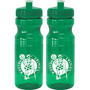 Boelter Boston Celtics 24oz Squeeze Water Bottle 2-Pack