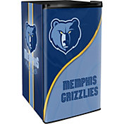 Boelter Memphis Grizzlies Counter Top Height Refrigerator