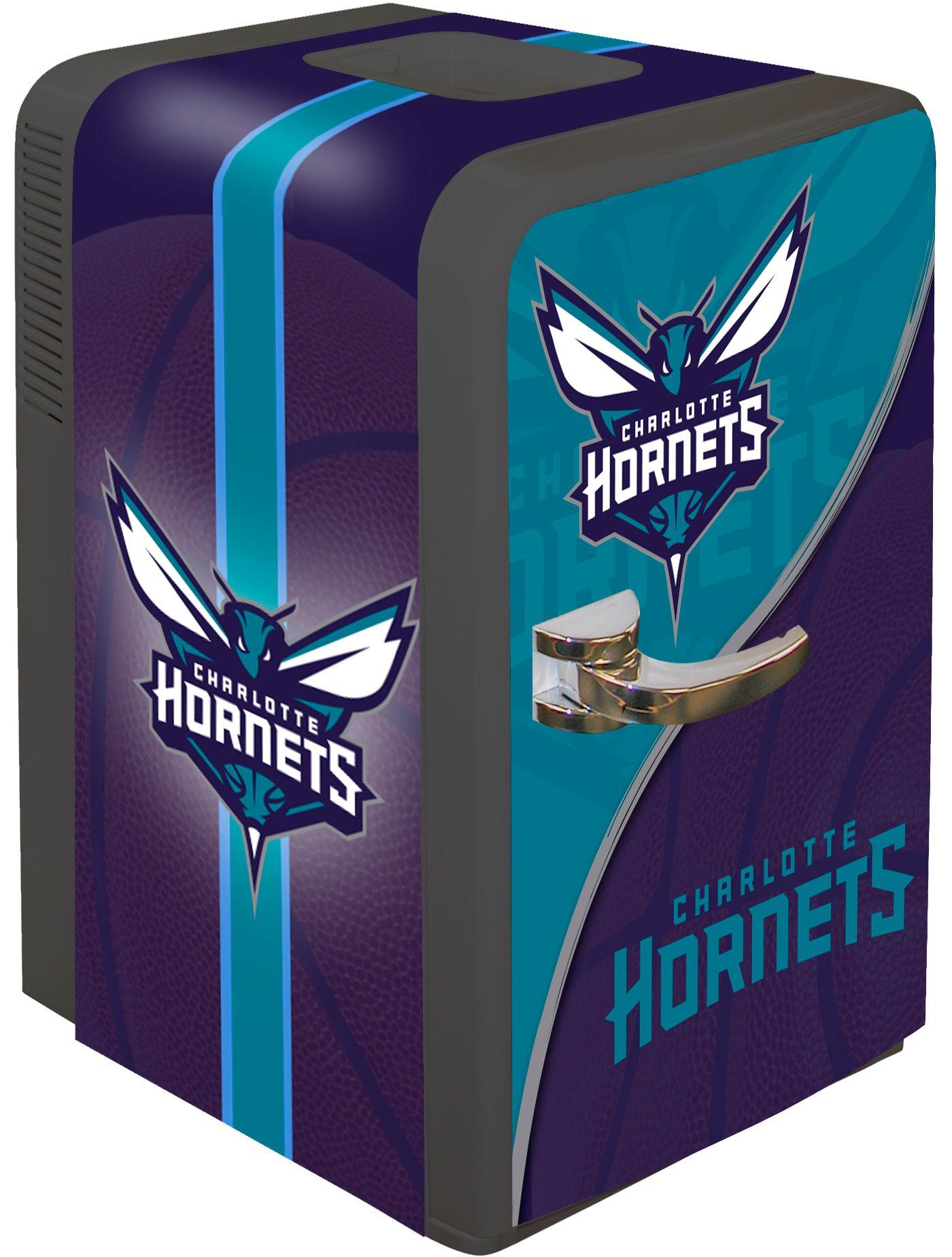 Boelter Charlotte Hornets 15q Portable Party Refrigerator