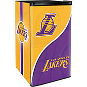 Boelter Los Angeles Lakers Counter Top Height Refrigerator