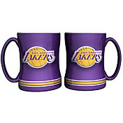 Boelter Los Angeles Lakers Relief 14oz Coffee Mug 2-Pack