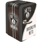 Boelter Brooklyn Nets 15q Portable Party Refrigerator