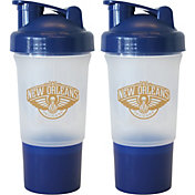 Boelter New Orleans Pelicans 16oz Protein Shaker 2-Pack