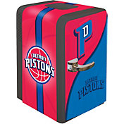 Boelter Detroit Pistons 15q Portable Party Refrigerator