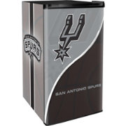 Boelter San Antonio Spurs Counter Top Height Refrigerator