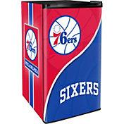 Boelter Philadelphia 76ers Counter Top Height Refrigerator