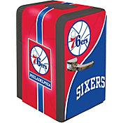 Boelter Philadelphia 76ers 15q Portable Party Refrigerator