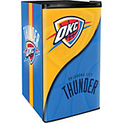Boelter Oklahoma City Thunder Counter Top Height Refrigerator