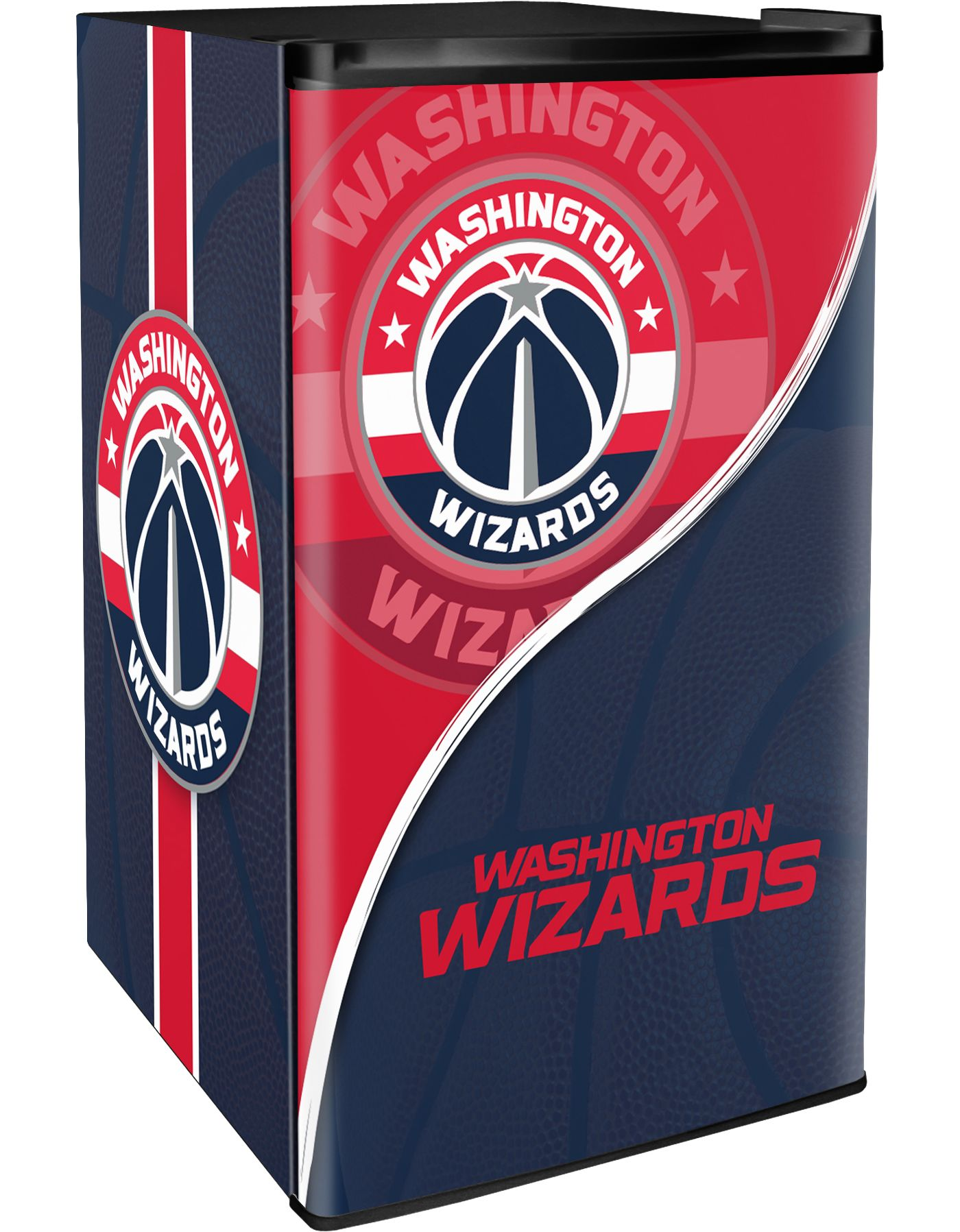 Boelter Washington Wizards Counter Top Height Refrigerator