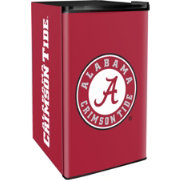 Boelter Alabama Crimson Tide Counter Top Height Refrigerator