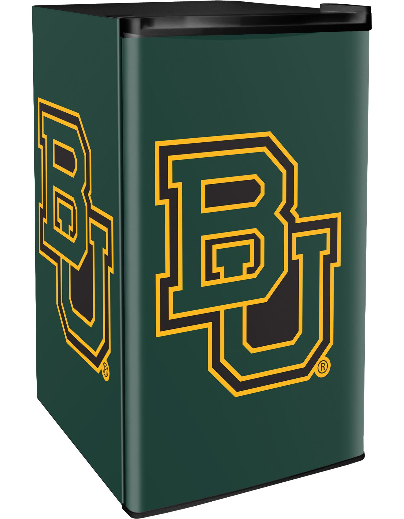 Boelter Baylor Bears Counter Top Height Refrigerator