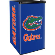 Boelter Florida Gators Counter Top Height Refrigerator