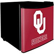 Boelter Oklahoma Sooners Dorm Room Refrigerator
