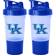 Boelter Kentucky Wildcats 16oz Protein Shaker 2-Pack