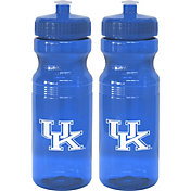 Boelter Kentucky Wildcats 24oz Squeeze Water Bottle 2-Pack