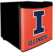 Boelter Illinois Fighting Illini Dorm Room Refrigerator