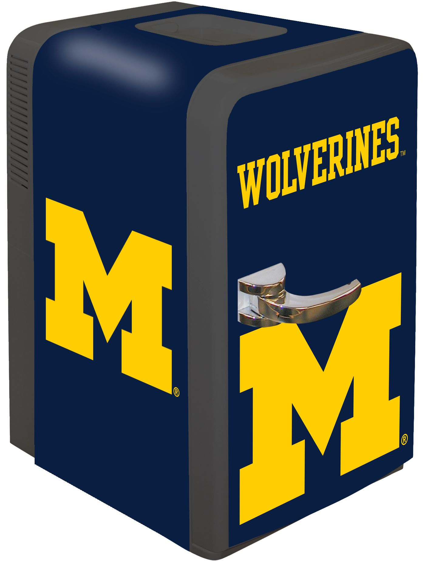 Boelter Michigan Wolverines 15q Portable Party Refrigerator