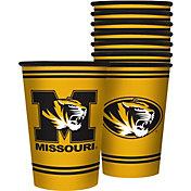 Boelter Missouri Tigers Souvenir 20oz Plastic Cup 8-Pack