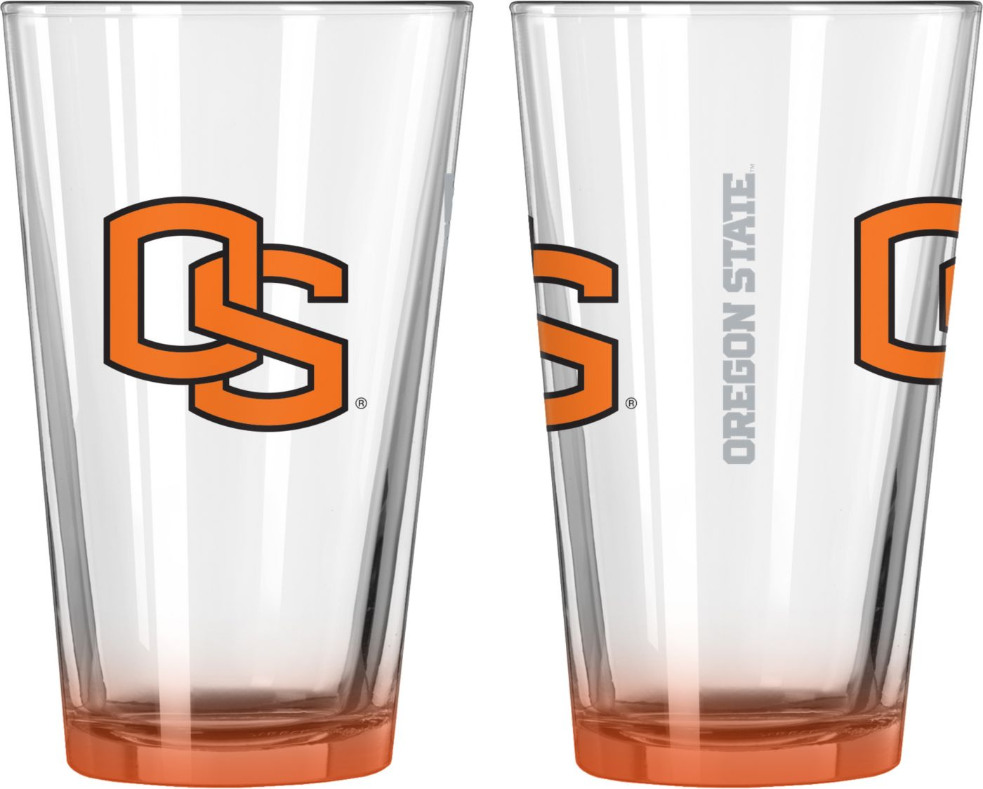 Boelter Oregon State Beavers 16oz Elite Pint 2-Pack