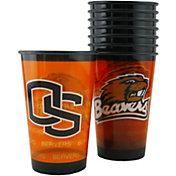 Boelter Oregon State Beavers Souvenir 20oz Plastic Cup 8-Pack