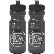 Boelter South Carolina Gamecocks 24oz Squeeze Water Bottle 2-Pack