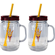 Boelter Arizona State Sun Devils 20oz Handled Straw Tumbler 2-Pack