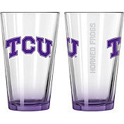 Boelter TCU Horned Frogs 16oz Elite Pint 2-Pack