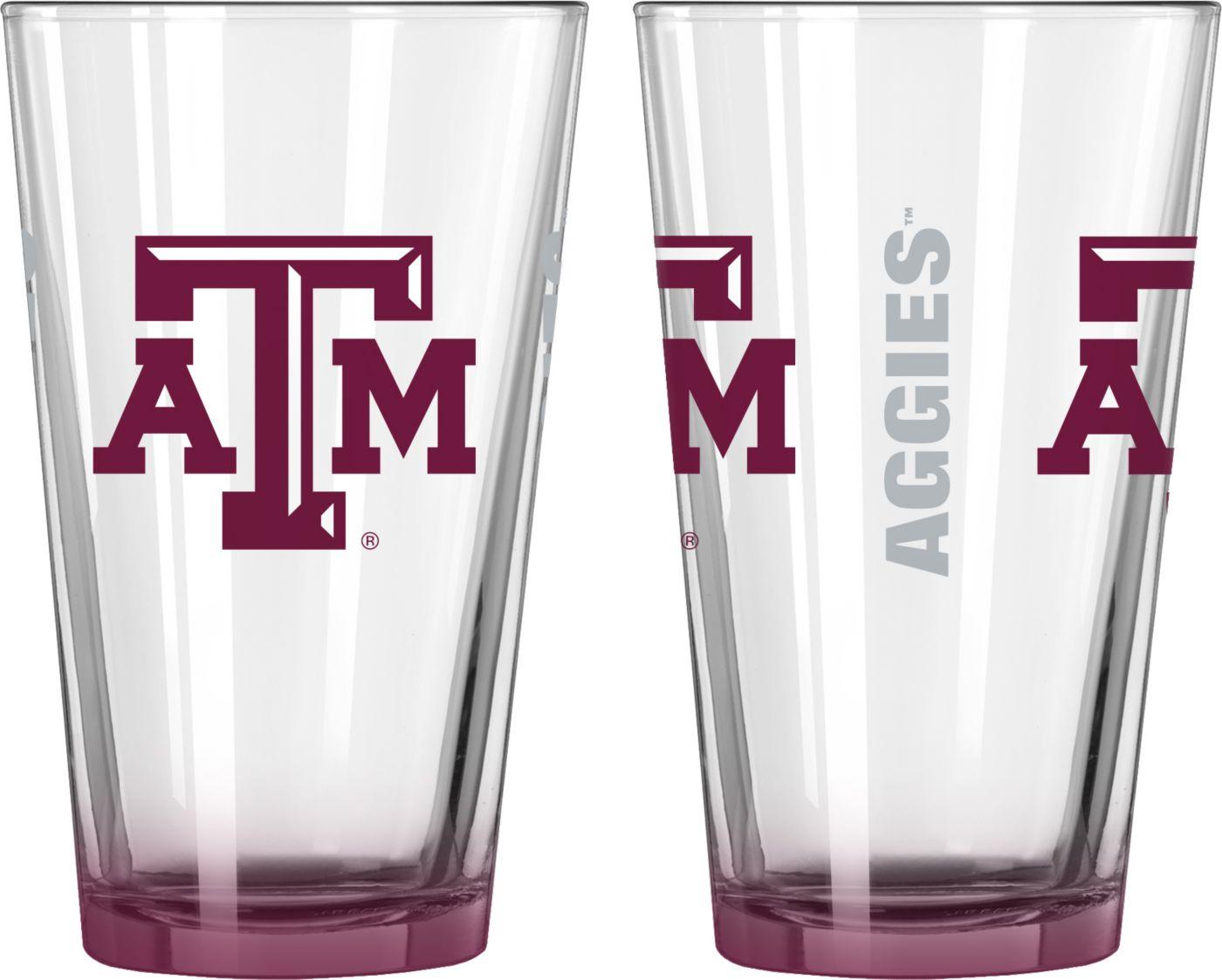 Boelter Texas A&M Aggies 16oz Elite Pint 2-Pack