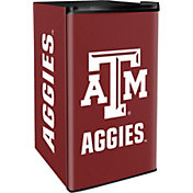 Boelter Texas A&M Aggies Counter Top Height Refrigerator