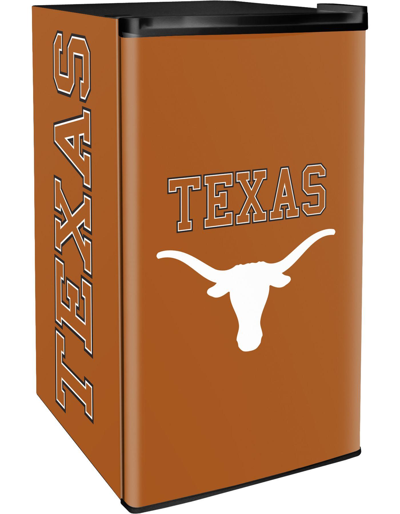 Boelter Texas Longhorns Counter Top Height Refrigerator