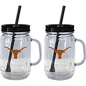 Boelter Texas Longhorns 20oz Handled Straw Tumbler 2-Pack