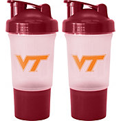 Boelter Virginia Tech Hokies 16oz Protein Shaker 2-Pack