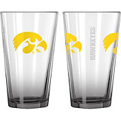 Boelter Iowa Hawkeyes 16oz Elite Pint 2-Pack