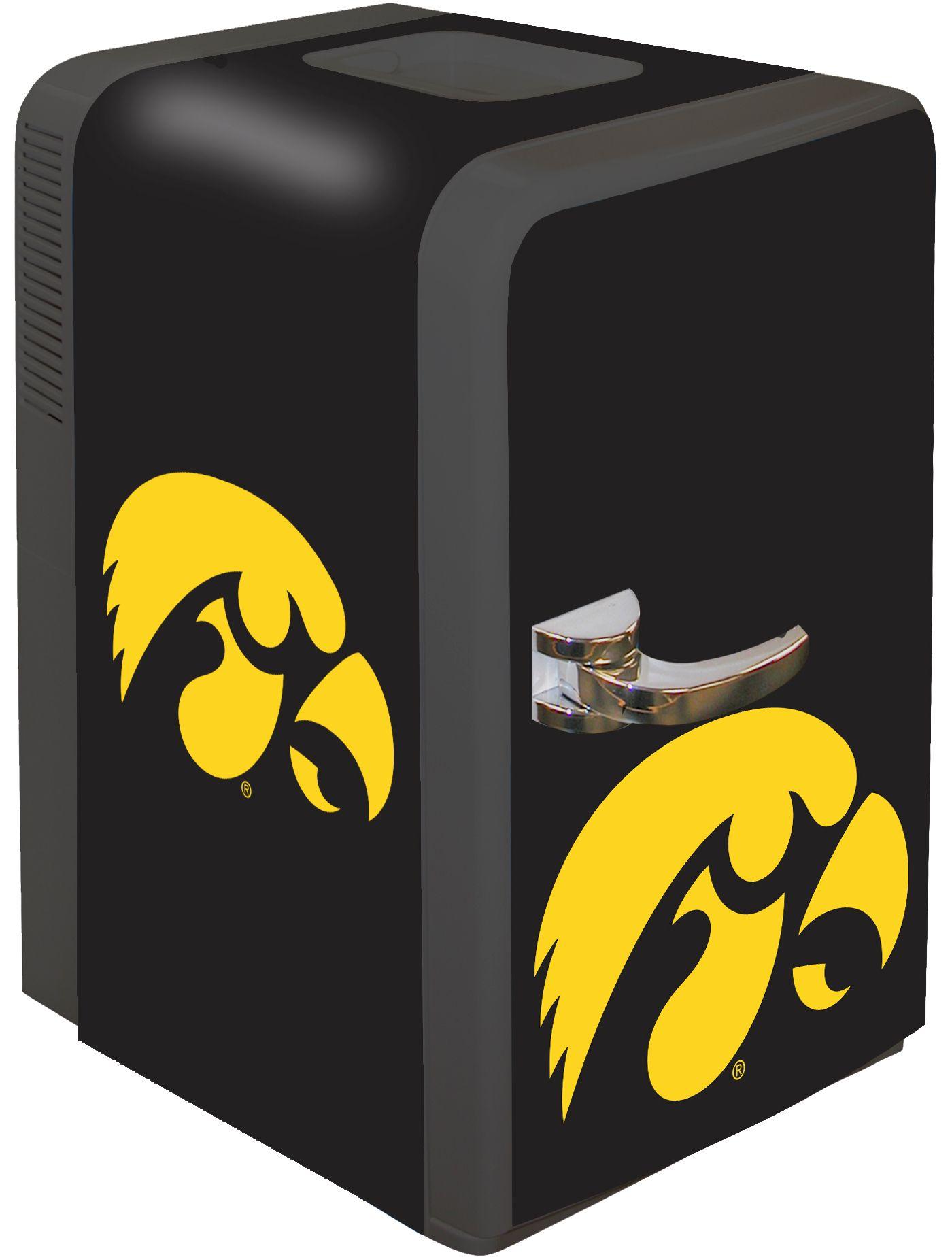 Boelter Iowa Hawkeyes 15q Portable Party Refrigerator