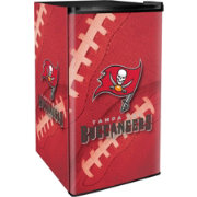 Boelter Tampa Bay Buccaneers Counter Top Height Refrigerator
