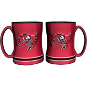 Boelter Tampa Bay Buccaneers Relief 14oz Coffee Mug 2-Pack